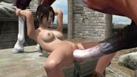 Lara With  Level 2