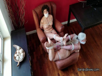 Burgled Buxom MOTHER ID LIKE TO FUCK Beauties On Holiday In Italy Bound And Gagged