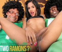 Jessi Martinez Two Ramons?