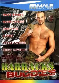 Bareback Barracks Buddies – Zack Hood, Tom Cage, Matt Woody