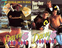 Davey And The Cruisers (1989) – David Rockmore, Ryan Yeager, Tim Lowe