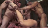 Bad Seeds In Raw Gangbang
