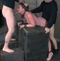 Perfect Slave Maddy O'Reilly Brutalized By Cock With Bondage