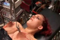 Lifting And Stretching Boobs For Hooks (2014)