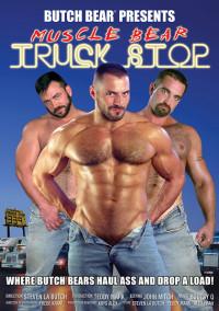Muscle Bear Truck Stop – Arpad Miklos, Blake Nolan, Mick Powers
