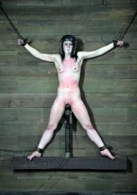 Girl Crucifixion