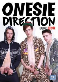 Onesie Direction – Aaron Aurora, Ethan White, Jaye Electra