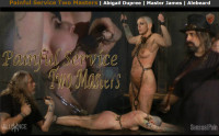 Sensualpain – Painful Service Two Masters
