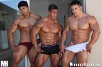 Ko Ryu, Timmy Riordan & Bill Baker