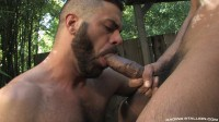 Brutal Fuckers Bareback Outdoor