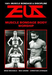 Zeus – Muscle Bondage Body Worship