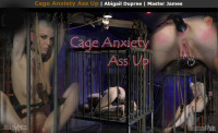 Brendasbound – Cage Anxiety Ass Up
