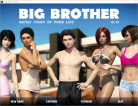 Big Bro Final V 0.13.0.007 Final Version Walkthrough