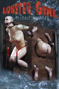 IRestraints – Abigail Dupree – Lobster Girl
