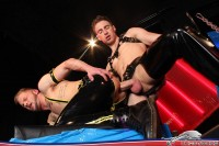 Rubbergeddon Kayden Gray And Koby Lewis (2017)
