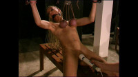 New Breast Hanging Challenge For Titslave Eva – Cam 1