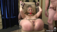Super Bondage, Spanking And Torture For Very Beautiful Bitch Full HD