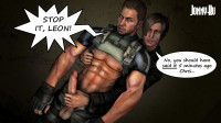 Resident Evil Collection Yaoi