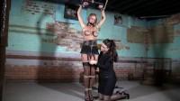 Super Torture And Bondage For Blonde Girl