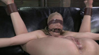 Chains On The Squirt Couch – Allie James – HD 720p