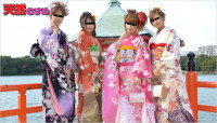 Azusa Uchida, Aya Shimokawa – Amateur Girls New Year's