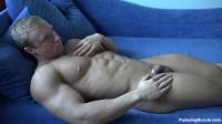 Pumping Muscle – Brock O Photoshoot, Parts 1 And 2