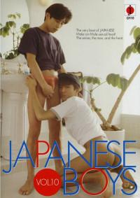 Japanese Boys Vol.10