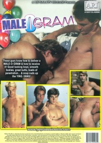 Bareback Male O Gram – Cory Monroe, Dane Ford, Brett Simms