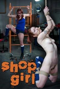 Shop Girl – Violet Monroe