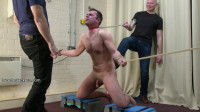 Jozef – Bound Collared And Leashed Breath Control
