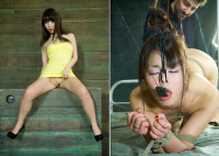 Shriek – Beautiful Japanese Model Marica Hase