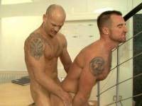Hot Fucking Of Kurt Rogers & Ross Hurston 540p