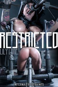 InfernalRestraints – Lily Lane – Restricted