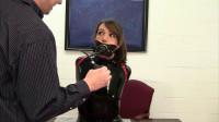 Elizabeth Andrews  – Latex Catsuit, Armbinder, Ballet Boot Training
