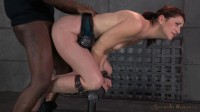 Dungeon Slave Cici Rhodes Strictly Restrained And Anally Fucked