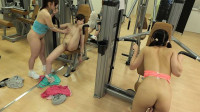 Tomomi Nakama Screwed Hard At The Gym Due To A Time See