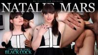 Natalie Mars In – Taking In That Black Cock