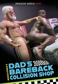 Rocco Steeles Dads Bareback Collision Shop (720P)