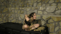 Ultra Bondage For Little Red Girl In The Dungeon – HD 720p