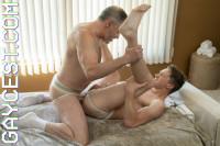 GayCest Mr. Houser & His Boy Cole Tape 1 – Boy Massage