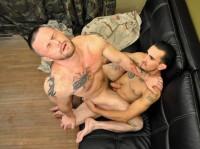 Marten Knocks Sergeant Miles's Ass (720p)