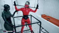 Red Rubber Hotty Tied