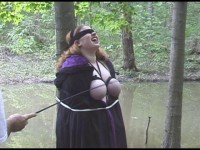 Witch Torture Deep In The Woods