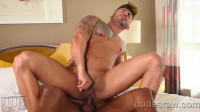 DudesRaw Cesar & Guto – Guto Receives Drilled And Fed