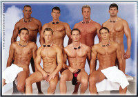 Sharpshooter Studios – College Swim Team – No Suits Required (2001)