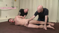 Marc – Tied CBT Balls And Body Flogged,abased
