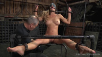 Restraint Bondage, Strappado, Spanking And Suffering For Slut Part ASS TO MOUTH Free HD 1080p