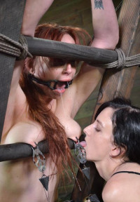 Her Nipples And Pussy In Hell