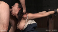 Chanel Preston Gets A Orgasm And Facefucking Overload – HD 720p