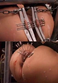 Pussy For Shocking Torture